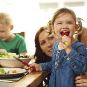 The Microbiome: A Key to your Child's Health