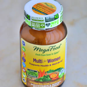 My Favorite Multivitamin for Women: MegaFood {Gluten-Free, Dairy-Free, Soy-Free, Vegetarian}