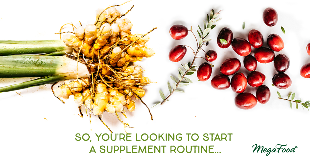 Supplements: Where to Start?